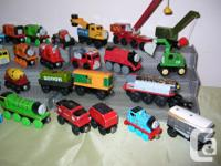 For sale a Lot of Thomas and Friends