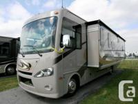 2015 THOR MOTORIZED CYCLONE A 32N Course A Motorhome