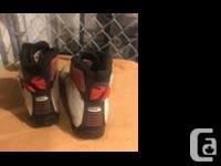 Thor Motocross Boots Men's Size 9.5 - 10 Excellent