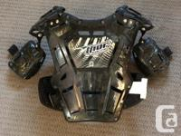 Very good condition Thor body armour chest and shoulder