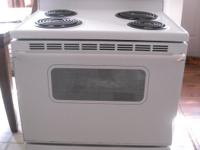 Inglis oven, white, in excellent condition but has to