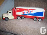 I have 3 model trucks for sale. Head of state's