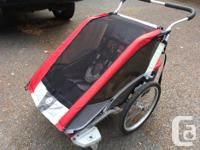 Double stroller for sale. Clean and in good condition.