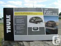 Thule No. 846 Journey Car Rack Cargo Bag - New !!!! -