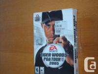 Tiger Woods PGA Tour 2005 - PC Game - New.  $5.00 Price