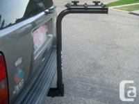 BR300 Tilting Bicycle Carrier for Sale. Transports up