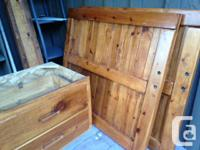 Single bed framework with drawers and bed mattress in