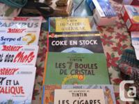 20 French children books, some not too young also like