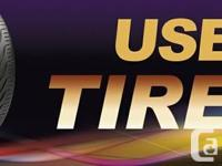 1. Check tread for safety When your tires have worn
