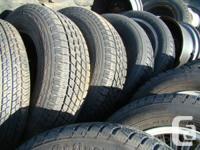 I have 2 TIRES for sale Bridgestone  225 /70 R 22.5