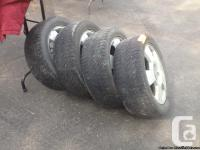 Spare tires and rims for 2006 focus .