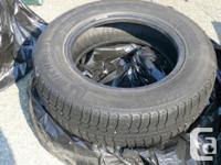 FOUR Michelin X-ICE 155/80 R13 Mud and Snow there is 4