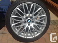 4 BMW 24 Spoke Wheel Style 149 9x20 Rims Comes with:
