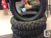 Tires! Tires! Tires! TIRES? TIRES!!!! Metzler & Kenda &