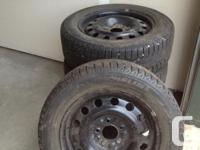 Wintertime Tires available for sale !!! Michelin X-Ice