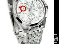 Tissot By Omega, Men's 'PRC 100 Collection' Limited