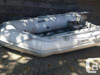 2005 Titan inflatable 6 feet. 2.5 persons (800pounds)
