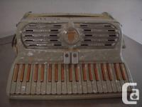 We have for sale this Titano Organette. It is part of
