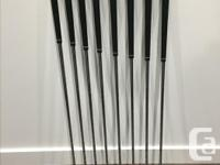 Titleist AP2 Irons 716 model Forged 4-PW + GW (8