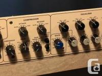 TL Sound Ivory Series VP-5051 Shutoff Processor.  Used