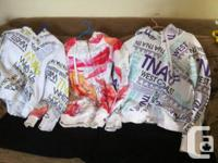 hi i have some tna jackets for sale  20$ each and the