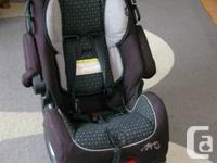 Toddler car seat front facing. Safety 1st Alpha Omega