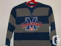 I HAVE 2 BRAND NEW CANADIAN MONTREAL HOCKEY OUTFIT FOR