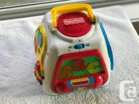 Fisher-Price Musical Box - ABCs & 123s Fisher-Price