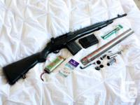 NOT A REAL FIREARM, DON'T FLAG  For Sale: Stock Tokyo