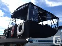 GORGEOUS 1981 TOLLYCRAFT 30S OFFERED FOR SALE @