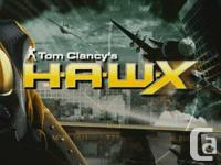 Tom Clancy's H.A.W.X is a 2009 game air travel computer