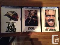 45 movies. 5$ chaque ou les 45 put 135$. 45 flicks. 5$