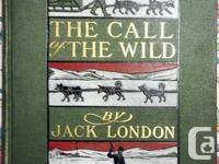 Hoard of Jack London publications.  The photos reveal 3
