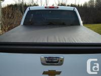 The tonneau cover came with the truck but I had no need