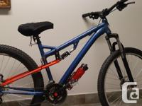 Hi I am an avid mountain bike builder and Mountain Bike