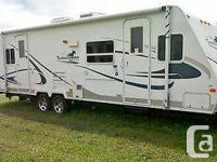 All set to camp? We have several New and Utilized RV's