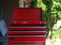 I am downsizing and have several tool boxes that I've