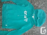 Various colors, styles and sizes Scuba hoodies