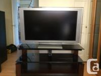 """Sony best of the line 46"""" XBR Bravia LCD TELEVISION"""