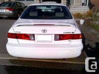 Top of the line 2000 Toyota Camry XLE, 6 Cylinder, 3 Lt