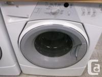 FRONT LOTS WASHING MACHINE WHIRLPOOL DUET, WHITE, POWER