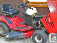 Original, first of its kind 1995 TORO Wheel horse lawn