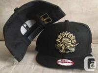 I'm selling Limited Toronto Raptors   New Era Snapback