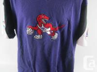 Classic Toronto Raptors Shooting T-shirt from 1996