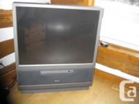 "Toshiba 43"" TELEVISION - old institution - not the old"