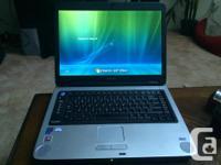 Toshiba laptop serviced last month, Windows XP Pro,