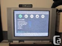 Toshiba design 27AF61 tv. Excellent disorder with