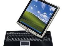 Toshiba Portege M200 Tablet PC  Intel Pentium M 1.8GHz