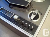 Here is a Toshiba PT-862D tape deck. It uses three
