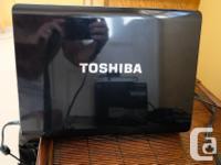 Selling my 2008 model Toshiba Satellite laptop. 15 inch